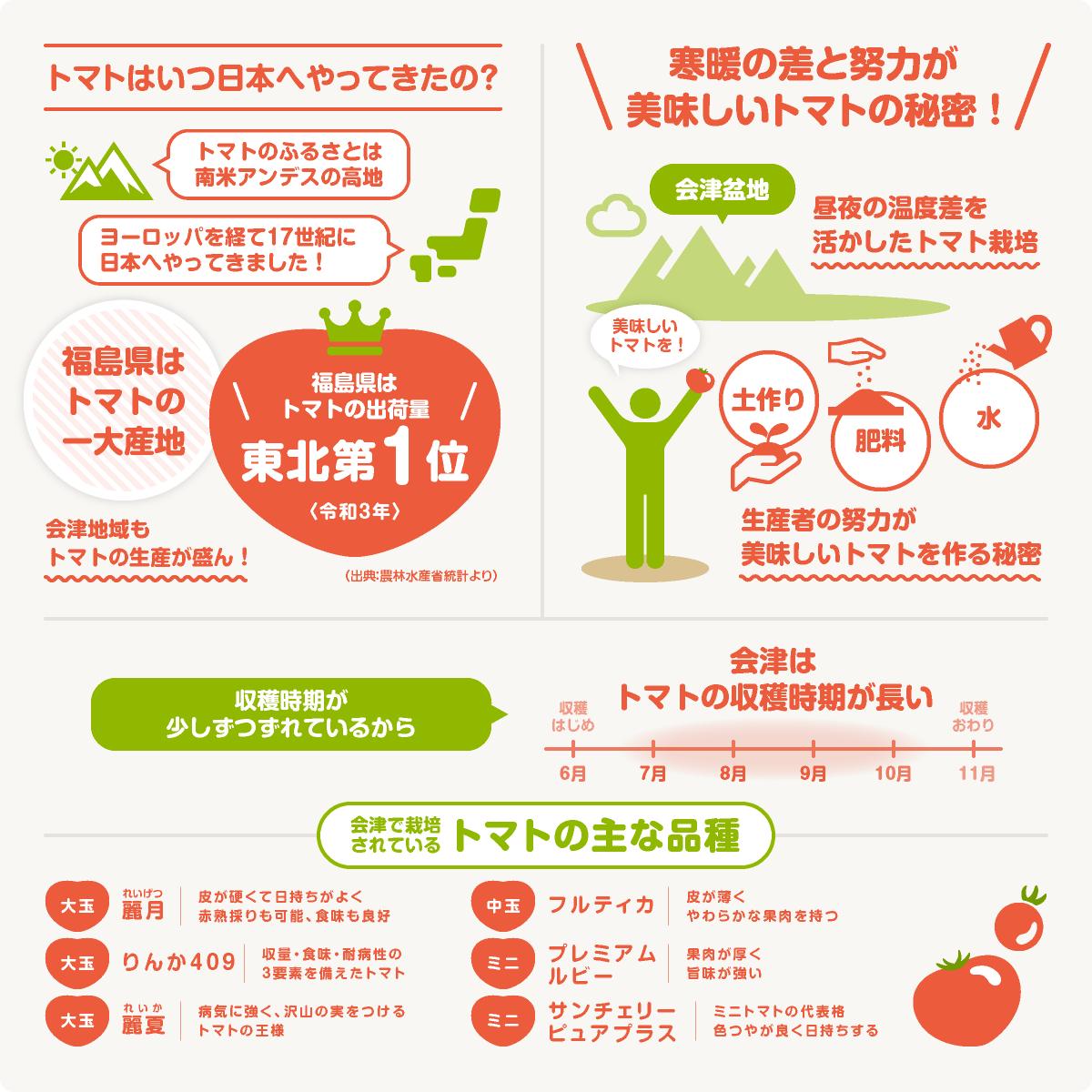 テーマ食材:トマト