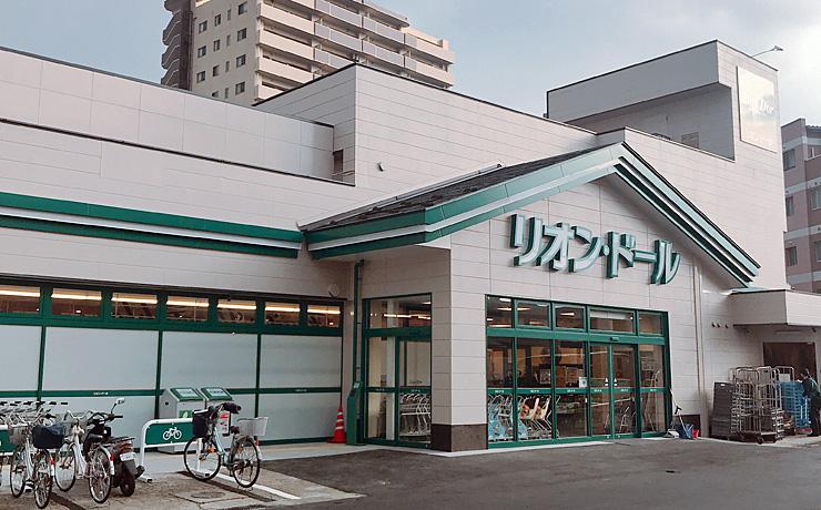 リオン・ドール 駅前店写真