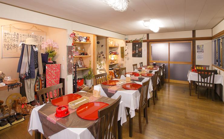 會津の食彩 花咲写真