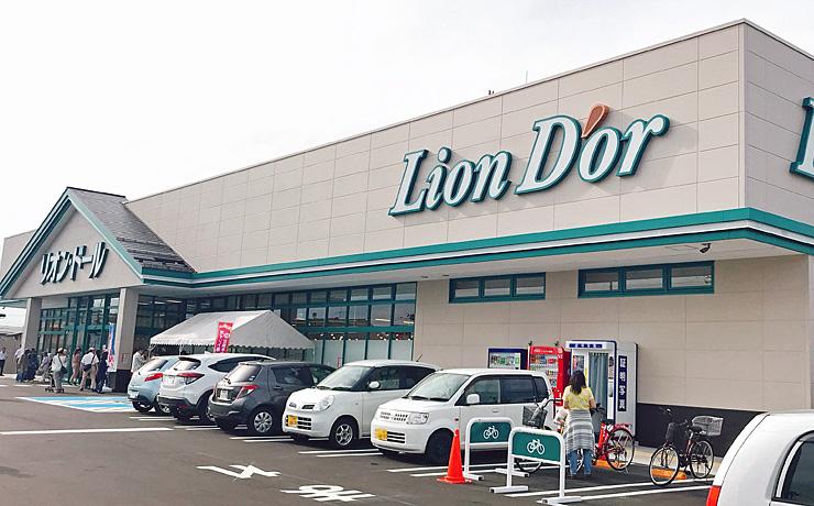 リオン・ドール 千石店写真