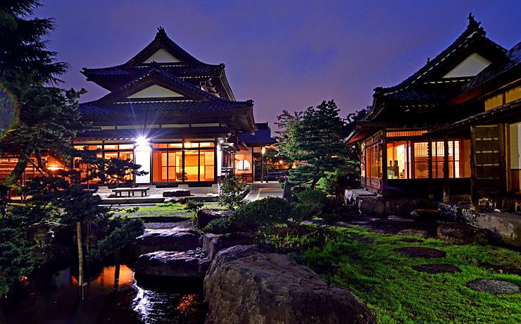 鶴我 東山総本山写真