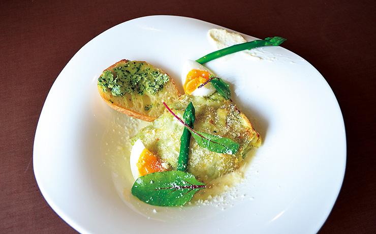 野菜レストラン ポタジエ写真