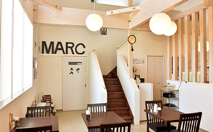 CAFÉ&DELI MARC写真